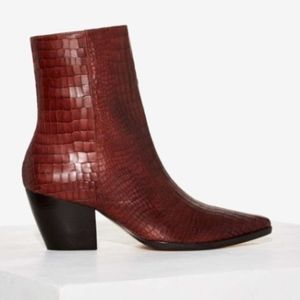 Matisse Caty Pointed Toe Bootie